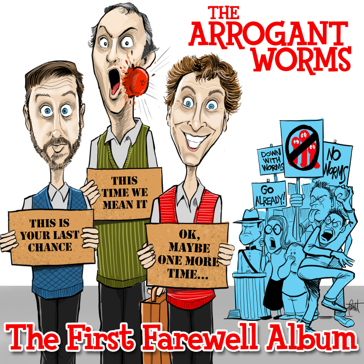 First Farewell Album Cover